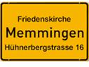 Friedenskirche e.V. & Evangelisch Freikirchliche Gemeinde KdöR